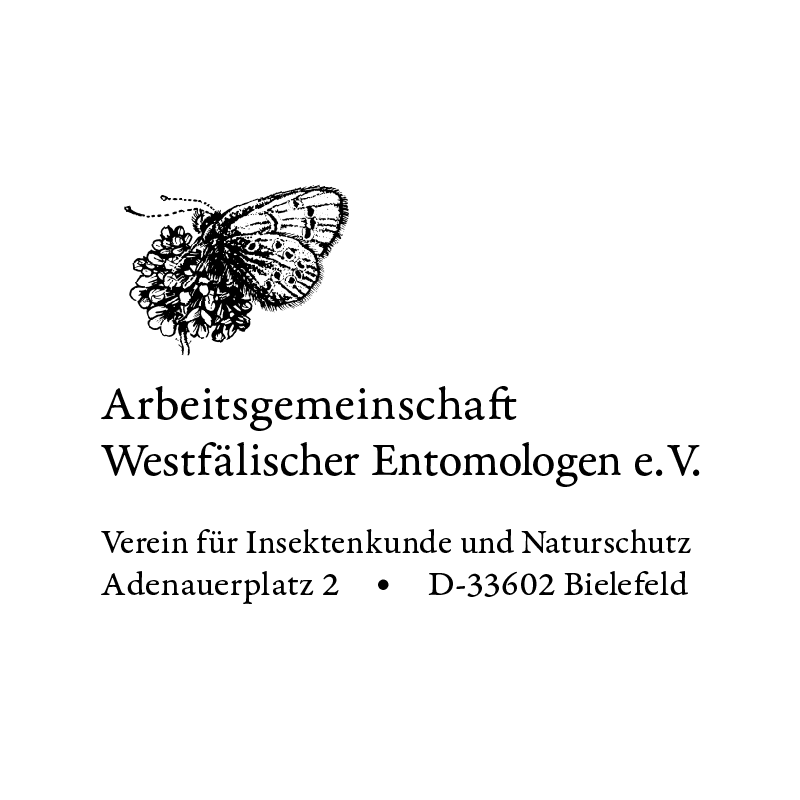 Arbeitsgemeinschaft Westfälischer Entomologen e.V.