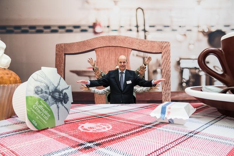 Als kleine Riesen am Küchentisch